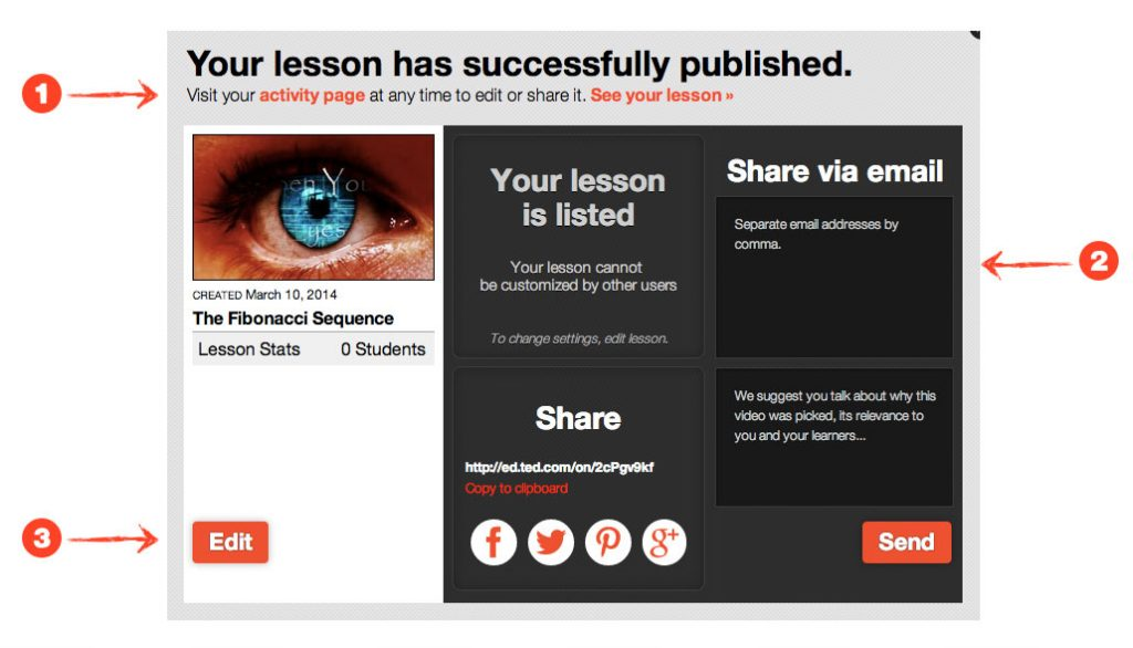 Using TED-Ed to Create Mini Lessons – eLearning Services at the University  of Roehampton