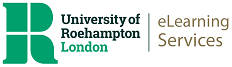eLearning Services at the University of Roehampton